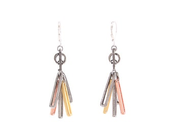 HOPE EARRINGS-  Exclusive fundraising collection for the Montreal Cancer Institute