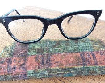 Vintage 1960's/70's Original, Small Ladies/Childs size glasses, vintage glasses, ladies vintage glasses.