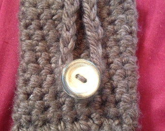 Crochet cell phone or anything pouch