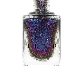 Luna -  Blue, Pink, Purple, Red, Fuchsia Ultra Chrome Color Shifting Flakie Nail Polish