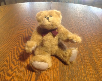 Vintage articluated Boyd's teddy bear- Wilson