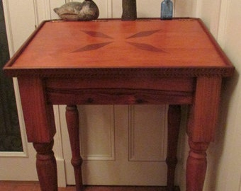 LCMetalAndWood/Slant Top Writing Desk /Plantation Desk /Woodworking