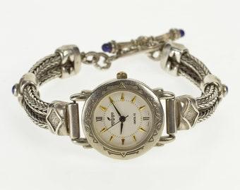 Ornate Peyote Bird Southwestern Toggle Clasp Women's Watch