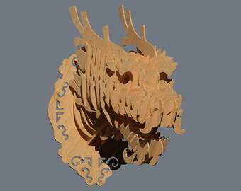 Chinese dragon - Digital files