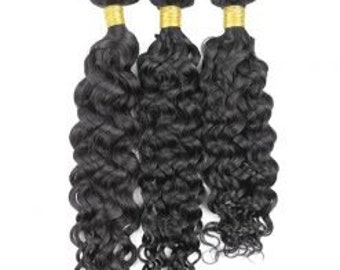 Bundle Deals 3 Pack Virgin Remy Island Curly 18-20-22 inches
