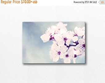 ON SALE flower canvas art flower photography floral 12x12 24x36 fine art photography canvas print gallery wrapped botanical art large canvas