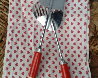 Set of Two Vintage English Spatula