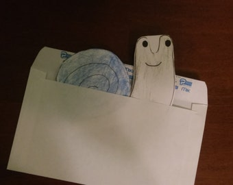Snail Mail- Listing for Snail Mail / Happy Mail