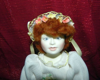 Royal Doulton Victorian Birthday Doll Collection - Friday's Girl 1981