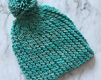 Arachne - Beanie Knitting Pattern - Hat Pattern // PATTERN