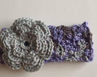 Made to order Croched Baby Headbands, Beautiful Baby Headbands, Baby Ear Warmer