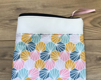 Colorful pouch