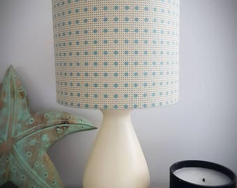 Vintage cream lamp