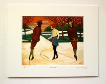 Balance - Fine Art Giclée Print - Limited Edition