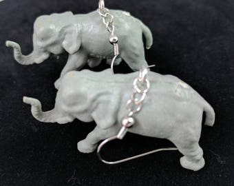 Elephant earrings #268
