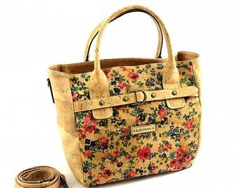 Cork Shoulder Handbag Montari