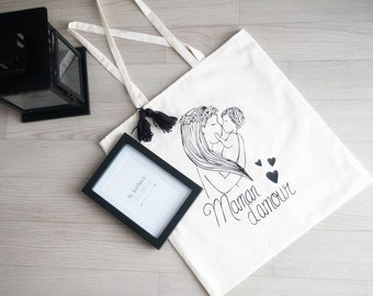 Tote bag - limited edition My Mom's Life