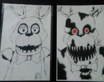 Bonny and Nightmare Bonny