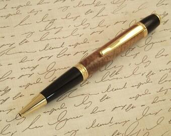 Ballpoint Pen Curly Koa 3061
