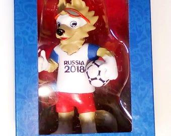 russia 2018 fifa world cup - talisman, souvenir, gift