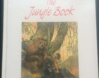 The Jungle Book by Rudyard Kipling (Classics for Young Readers)