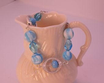 The Sutton Hoo Bracelet in Turquoise