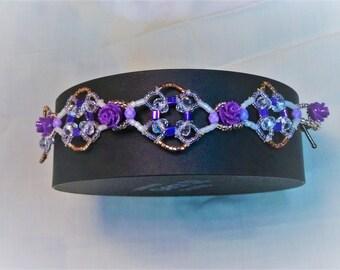 Gorgeous Handmade Beaded Bracelet, Beadwoven Bracelet
