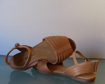 Lucky Brand  Fisherman Sandals 6.5 M