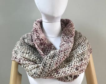 Ready to Ship Merino Wool Triangle Wrap : fade shawl | scarf | super soft | handmade | natural fibers | hand dyed yarn | Mothers Day