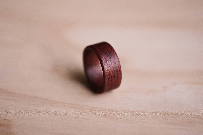 Australian Jarrah Bentwood Ring