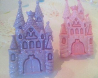 Happily Ever After Castle Ring - Fairy Kei Decora Hime Gyaru