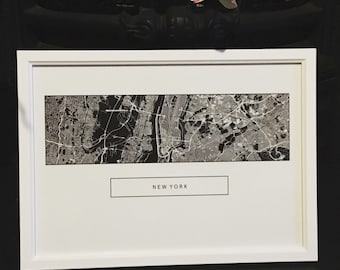 OFFER: ** Two City Prints For Forty Pounds **