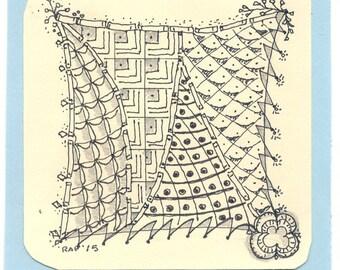 Zen Doodle Art #1