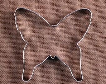 Butterfly Cookie Cutter, Jumbo Butterfly Cookie Cutter, Metal Cookie Cutters, Summer Cookie Cutters, Sugar Cookie Cutters, Cookie Cutters