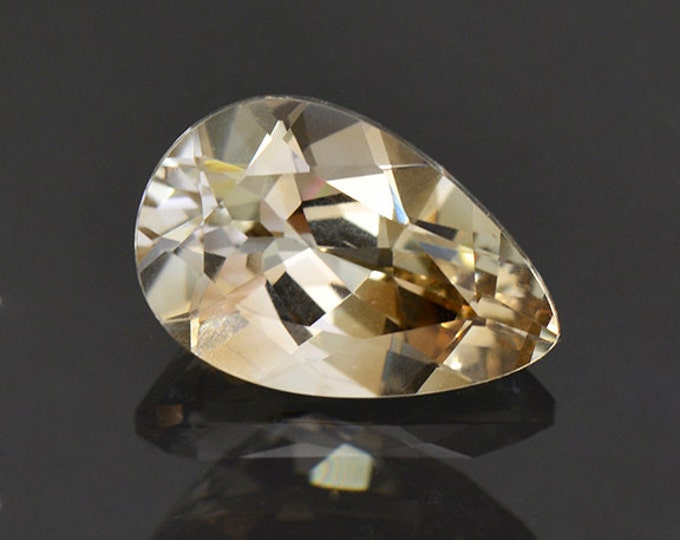 Fine Smoky Topaz Gemstone from Sri Lanka 3.60 cts