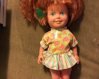 1987 Playskool Dolly Surprise Doll