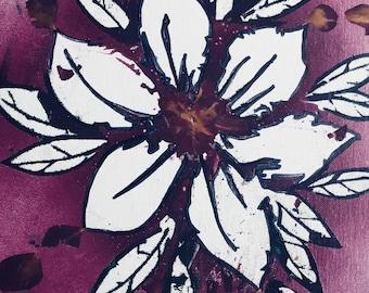 Flower petal wormhole