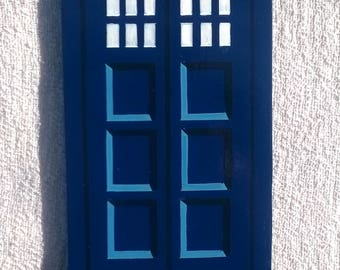 Whovian Coat Peg/hook/hanger/rack,Dr Who/Doctor Who/Whovian/Time travel.Gift for Him/Her/Man cave.Anniversary/birthday/Father's day