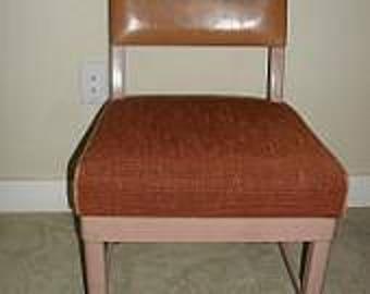 SPRING FLING SALE Vintage Harter Furniture Co, Metal Office Chair
