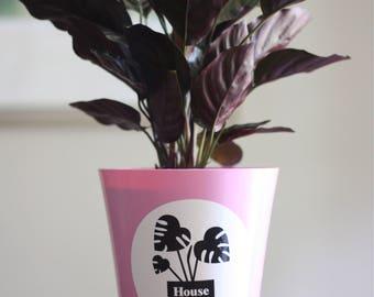 House Plant Club Sticker