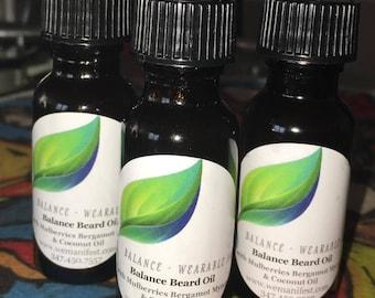 Balance Beard Oil