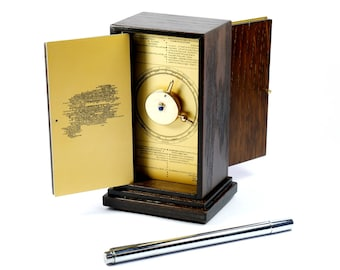 Antikythera Mechanism replica in scale 1:3, with booklet