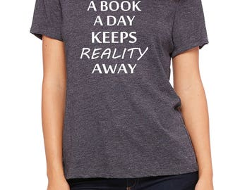 a book a day, books shirt, coffee shirt, reading shirt, gift for bookworm, bookworm shirt, coffee and books, gift for reader