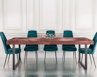 Sale! Rustic Reclaimed Cedar Dining Table