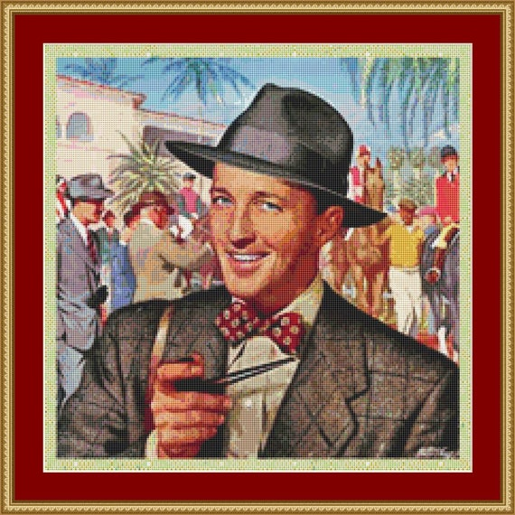 At The Races Cross Stitch Pattern /Digital PDF Files /Instant downloadable