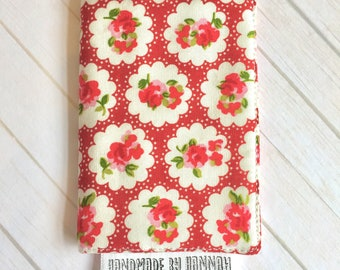 Card wallet, business card holder, credit card pouch, mini wallet, fabric card holder, handbag accessory, fabric wallet