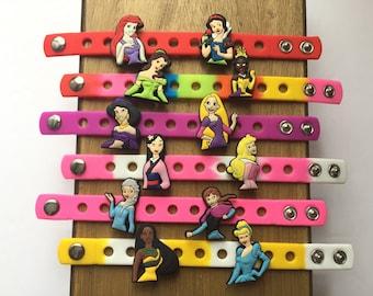Princess Charm Bracelets PARTY FAVORS