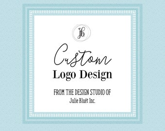 Custom Logo Design | Business Logo Design | Custom Business Branding Logo | Shop Logo | Brand Identity