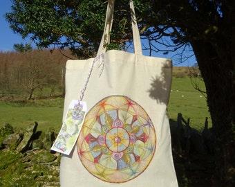 Lifeline ~ Tote Bag