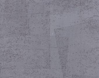 Fragile by Brigitte Heitland for Zen Chic & Moda - Stamped -  Graphite - FQ - Fat Quarter - Cotton Quilt Fabric